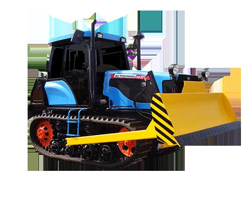 «Сбербанк Лизинг» дает специальное предложение на тракторы.